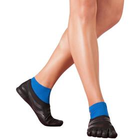 Knitido Ultralite Fresh Running Socks mandarin/blue